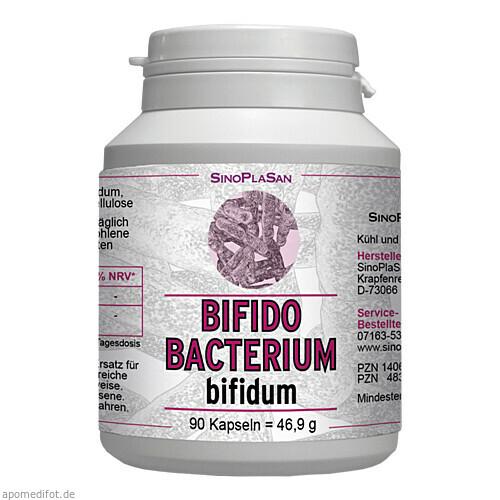 Bifidobacterium bifidum 5 Mrd. KBE, 90 ST, Sinoplasan AG