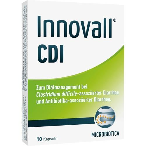 Innovall Microbiotic CDI, 10 ST, Weber & Weber GmbH & Co. KG