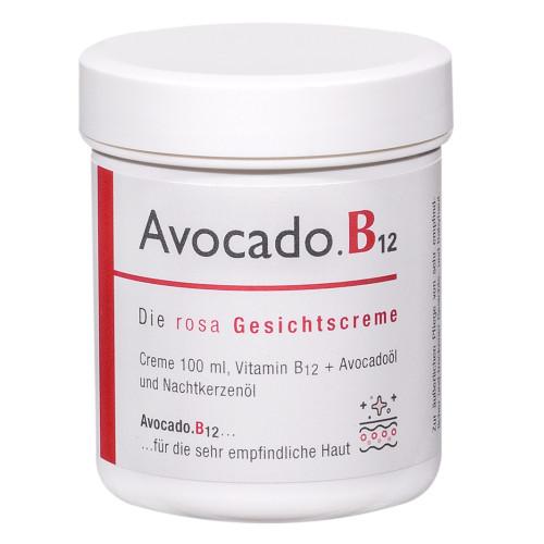 Avocado.B12 Gesichtscreme, 100 ML, Wierich Vertriebs GmbH