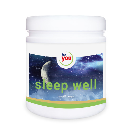 FOR YOU SLEEP WELL DRINK Orange, 391 G, For You eHealth GmbH