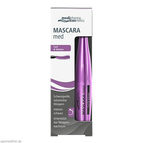 Mascara med Curl & Volume, 7 ML, Dr. Theiss Naturwaren GmbH