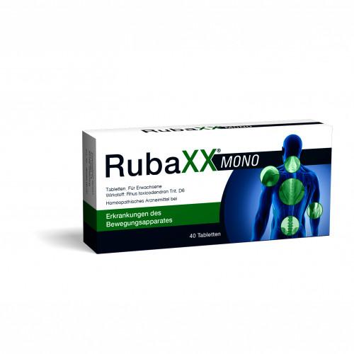 RubaXX Mono, 40 ST, PharmaSGP GmbH