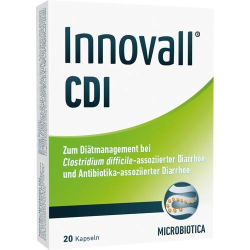 Innovall Microbiotic CDI, 20 ST, Weber & Weber GmbH & Co. KG
