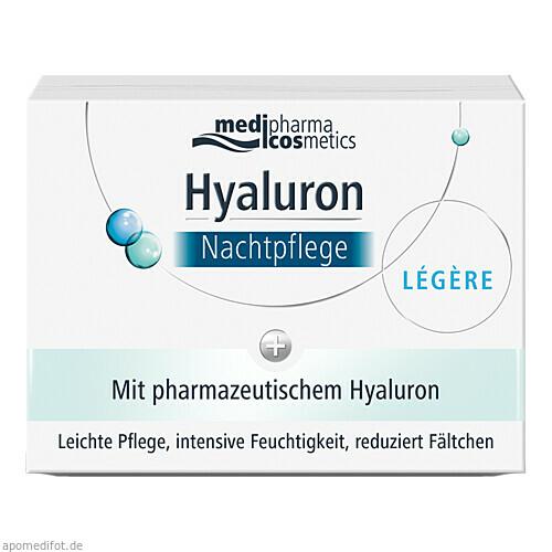 Hyaluron Nachtpflege LEGERE im Tiegel, 50 ML, Dr. Theiss Naturwaren GmbH