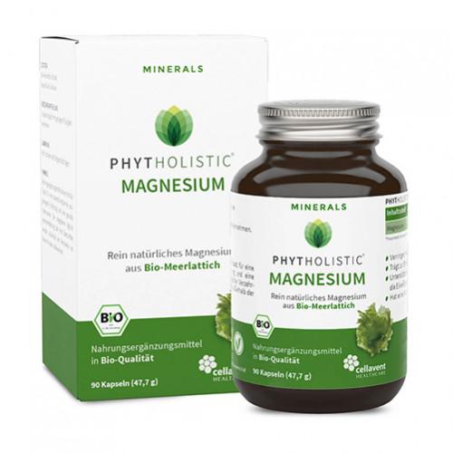 Phytholistic Magnesium Bio, 90 ST, Cellavent Healthcare GmbH