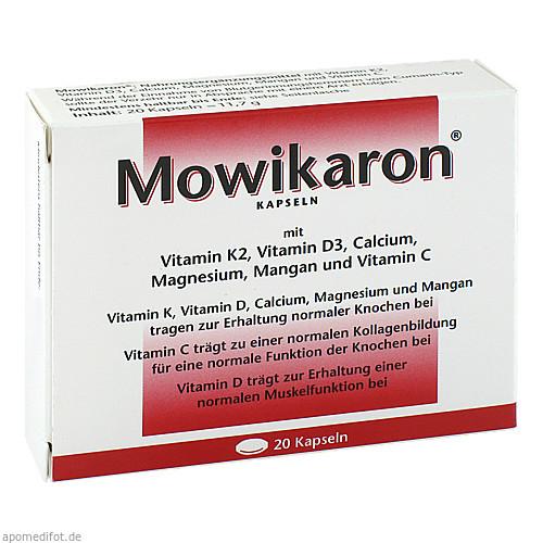 Mowikaron, 20 ST, Rodisma-Med Pharma GmbH