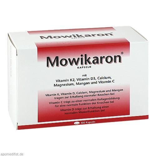 Mowikaron, 100 ST, Rodisma-Med Pharma GmbH