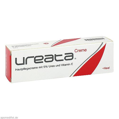 Ureata Creme mit 5% Urea und Vitamin E, 50 G, Biologische Heilmittel Heel GmbH