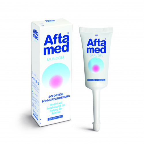 Aftamed Gel, 15 ML, Cc-Pharma GmbH
