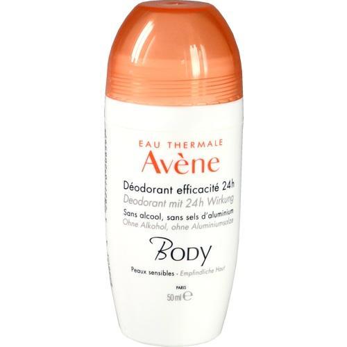 AVENE BODY Deodorant mit 24h Wirkung, 50 ML, Pierre Fabre Pharma GmbH