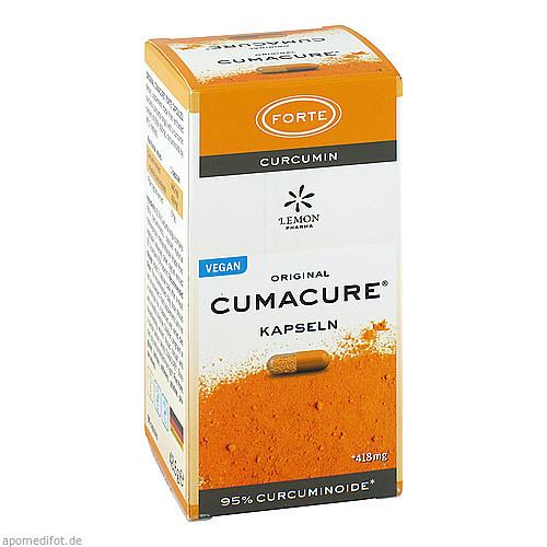 CURCUMIN KAPSELN CUMACURE, 90 ST, Lemon Pharma GmbH & Co. KG