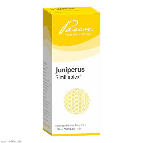 Juniperus Similiaplex, 100 ML, Pascoe pharmazeutische Präparate GmbH