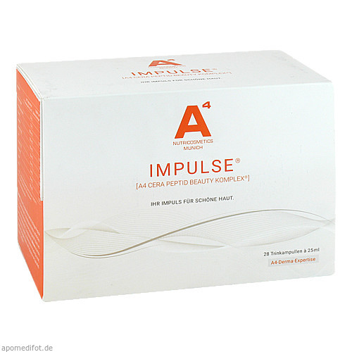 A4 Impulse, 28 ST, ESM WellCARE GmbH