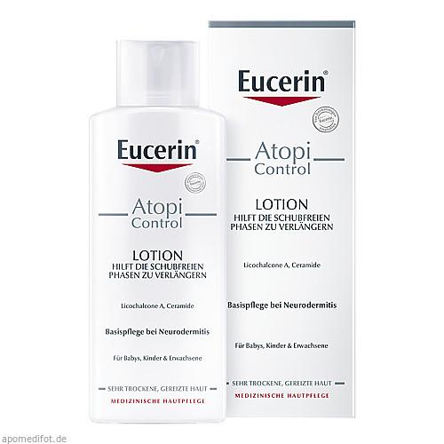 Eucerin AtopiControl Lotion Promogröße, 250 ML, Beiersdorf AG Eucerin