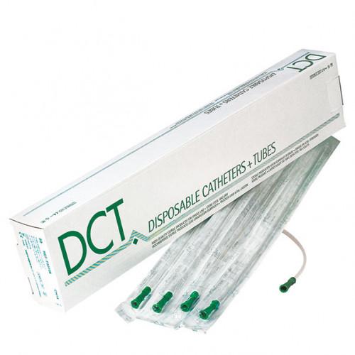 Absaugkatheter gerade Ch 20 Einmal DCT, 30 ST, Diaprax GmbH