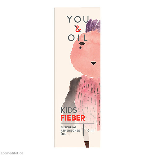 YOU & OIL KIDS Fieber, 10 ML, Imp GmbH International Medical Products