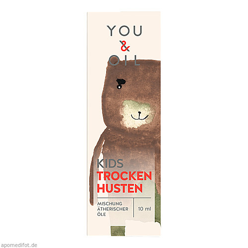 YOU & OIL KIDS Trockener Husten, 10 ML, Imp GmbH International Medical Products