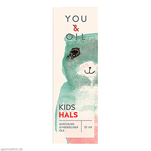 YOU & OIL KIDS Hals, 10 ML, Imp GmbH International Medical Products