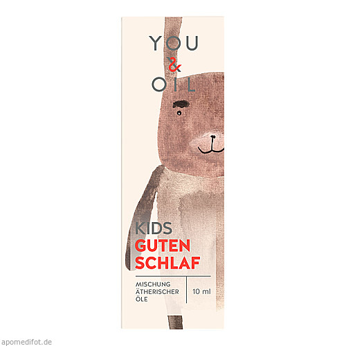 YOU & OIL KIDS Guter Schlaf, 10 ML, Imp GmbH International Medical Products