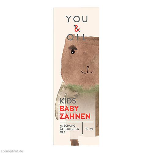 YOU & OIL KIDS Baby Zahnen, 10 ML, Imp GmbH International Medical Products