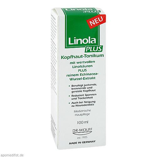 Linola PLUS Kopfhaut-Tonikum, 100 ML, Dr. August Wolff GmbH & Co. KG Arzneimittel