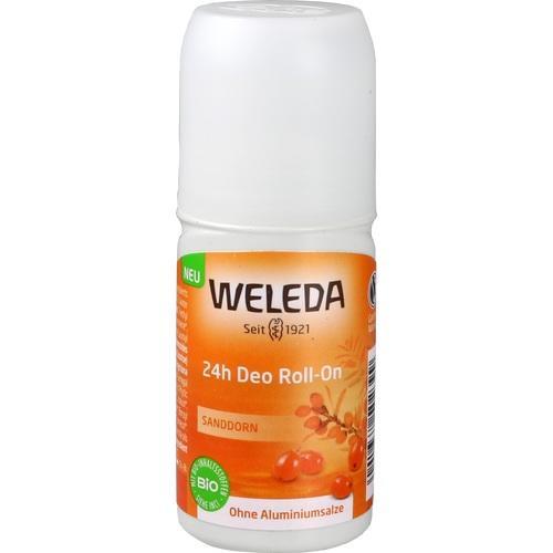 WELEDA SANDDORN 24h Deo Roll-On, 50 ML, Weleda AG