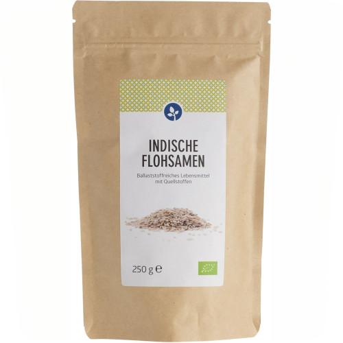 FLOHSAMEN INDISCH Bio, 250 G, Aleavedis Naturprodukte GmbH