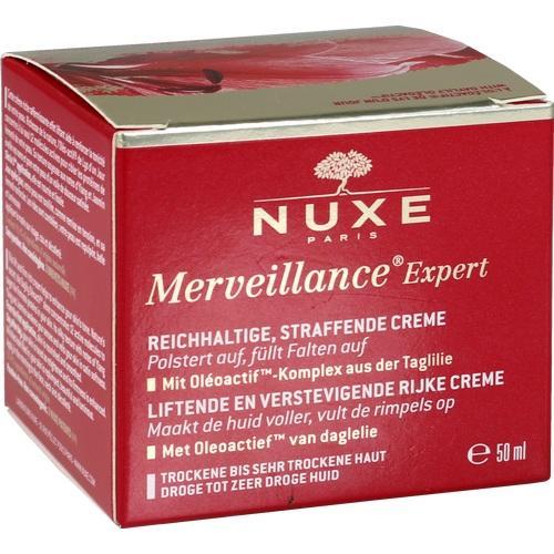NUXE Merveillance Expert Reich Tagescreme, 50 ML, Nuxe GmbH