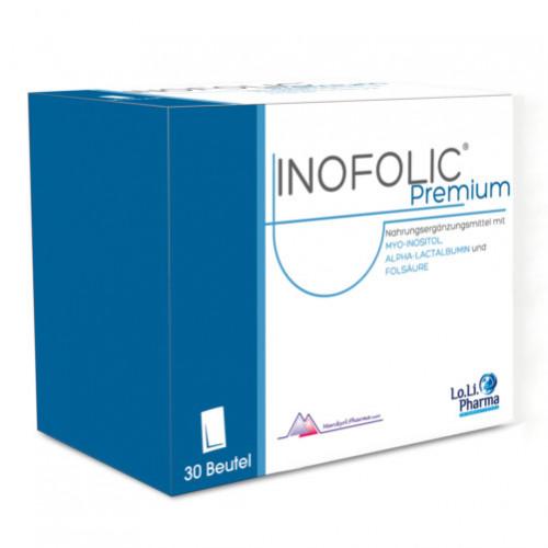 Inofolic Premium, 30 ST, Marckyrl Pharma GmbH