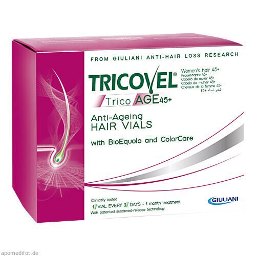 Tricovel Trico Age 45+ Ampullen, 10X3.5 ML, Derma Enzinger GmbH