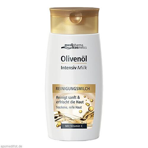 Olivenöl Intensiv Milk Reinigungsmilch, 200 ML, Dr. Theiss Naturwaren GmbH
