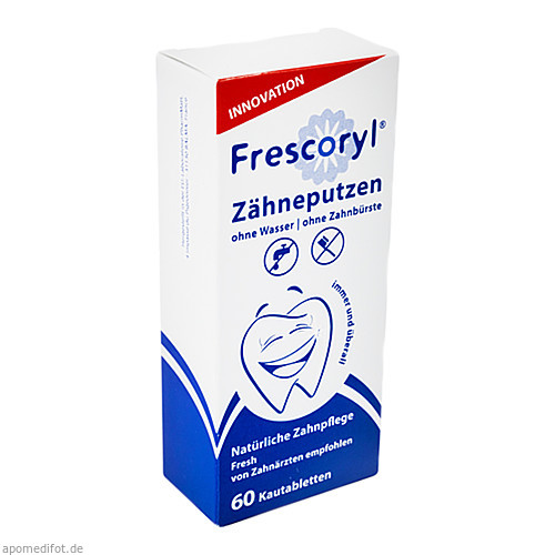 FRESCORYL Fresh, 60 ST, Imp GmbH International Medical Products
