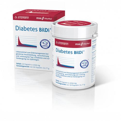 Diabetes BilDi, 30 ST, Mse Pharmazeutika GmbH