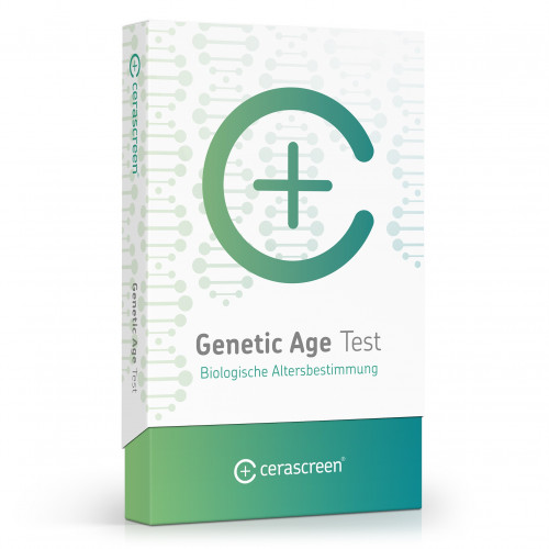 CERASCREEN GENETIC AGE TEST, 1 ST, Cerascreen GmbH