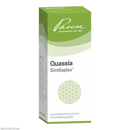Quassia Similiaplex, 100 ML, Pascoe pharmazeutische Präparate GmbH