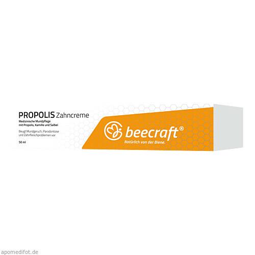 beecraft Propolis Zahncreme, 50 ML, Roha Arzneimittel GmbH