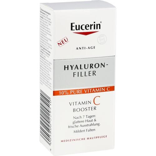 Eucerin Anti-Age Hyaluron-Filler Vitamin C Booster, 8 ML, Beiersdorf AG Eucerin