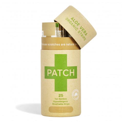 PATCH Bambus-Pflaster mit Aloe Vera, 25 ST, LUBA GmbH
