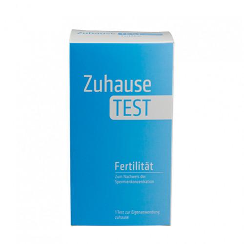 ZuhauseTEST Fertilität, 1 ST, Nanorepro AG