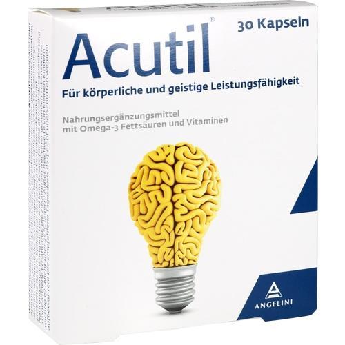 Acutil, 30 ST, Angelini Pharma Deutschland GmbH