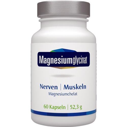 Magnesiumglycinat Vegi, 60 ST, Bellmeda GmbH