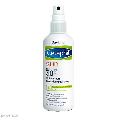 CETAPHIL Sun Daylong SPF30 Sensitive Gel-Spray, 150 ML, Galderma Laboratorium GmbH