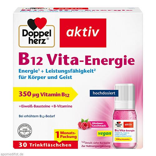 Doppelherz B12 Vita-Energie, 30 ST, Queisser Pharma GmbH & Co. KG