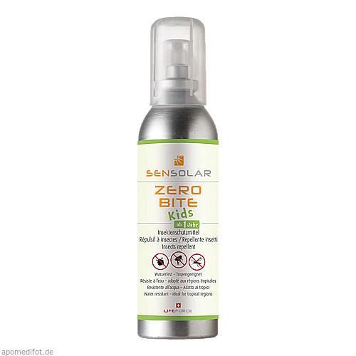 Sensolar Zero Bite Kids Insektenschutzmittel Spray, 75 ML, Habitum Pharma