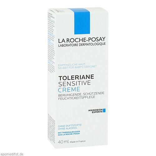 ROCHE-POSAY Toleriane Sensitive Creme, 40 ML, L'Oréal Deutschland GmbH