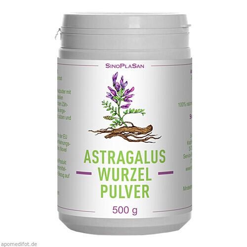 Astragaluswurzel-Pulver naturrein, 500 G, Sinoplasan AG