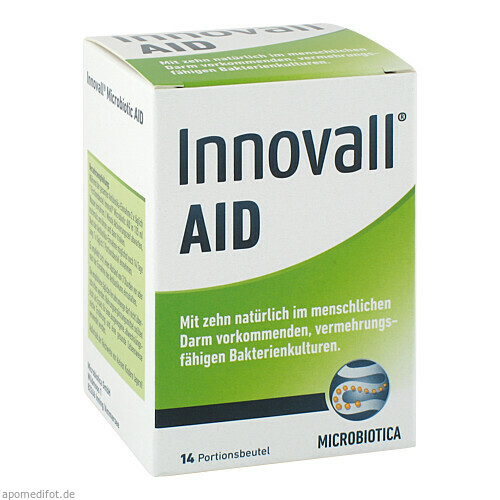Innovall Microbiotic AID, 14X5 G, Weber & Weber GmbH & Co. KG