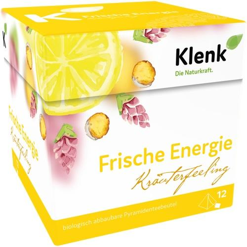 Frische Energie Pyramidenbtl., 12X2.5 G, Heinrich Klenk GmbH & Co. KG