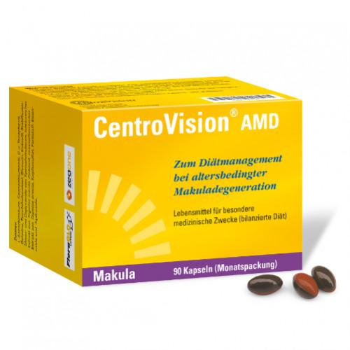 CentroVision AMD Kapseln, 90 ST, Omnivision GmbH