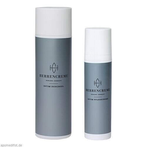 Herrencreme Intim Pflege-Set, 1 P, MW 19 Skincare GmbH